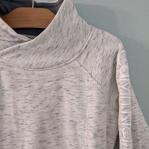 Calvin Klein Vneck Sweater - Medium